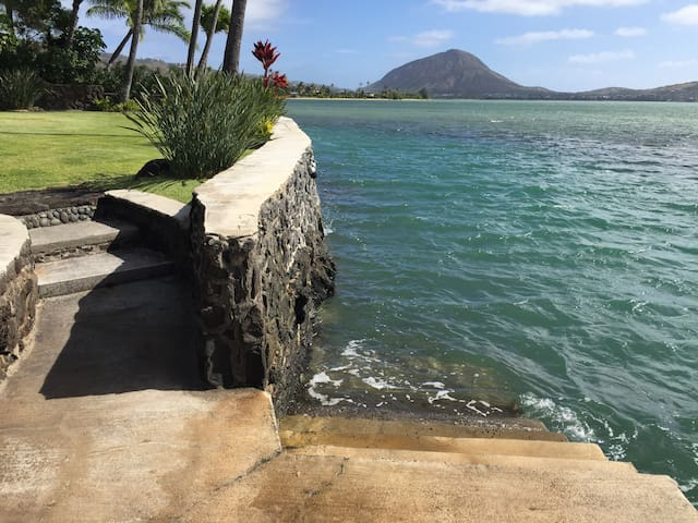 Ocean Front vacation - Honolulu - Appartement