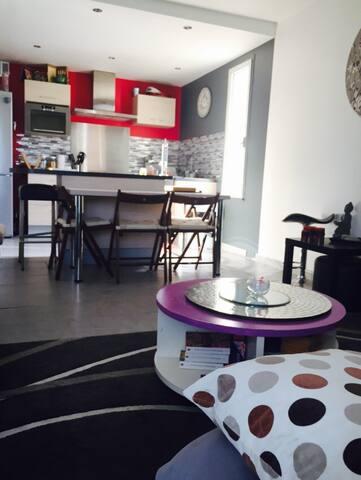 Toulouse/cité de l espace/capitole - Toulouse - Huoneisto
