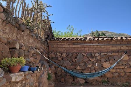Habitación privada con vista a las montañas TIPON