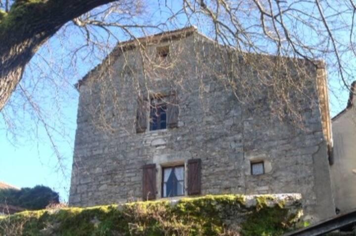 Une maison avec vue