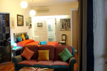 Appartamento con terrazza in B&B Alma Grande - Brindisi - Apartemen berlayanan