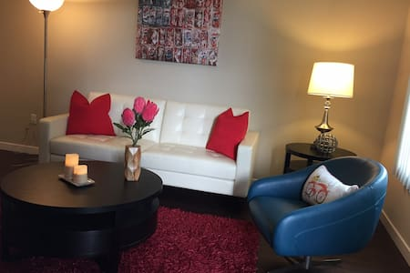 Unwind From High Tech and Enjoy the Amenities - Cupertino - Appartement