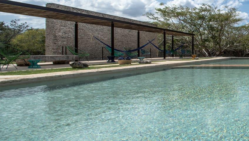 Exotic Hacienda Tacubaya