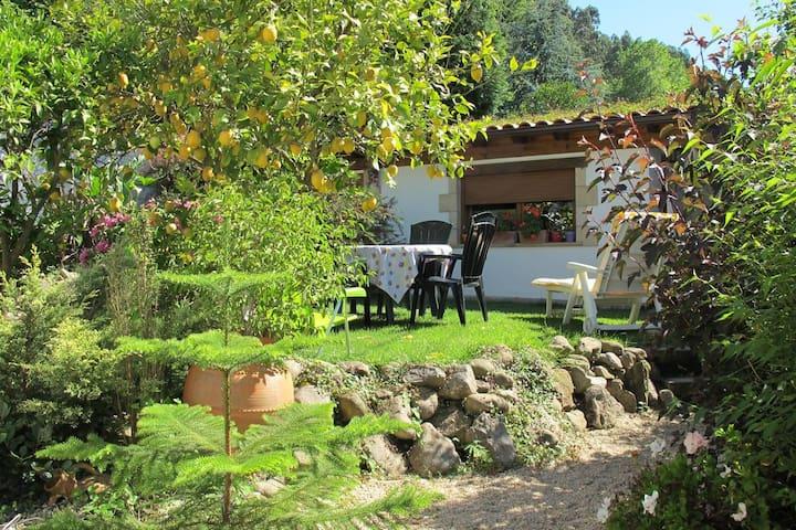 La Casita del Jardin - Heras - บ้าน