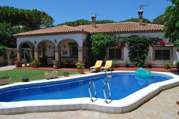 villa ideale pour vacances ou réunion de famille - Chiclana de la Frontera - Villa
