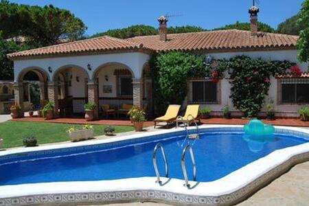 villa ideale pour vacances ou réunion de famille - Chiclana de la Frontera