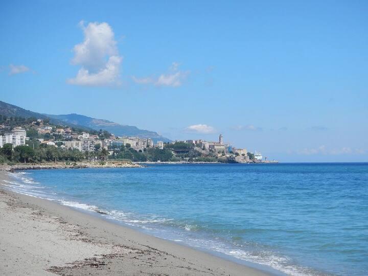 T3 neuf Bastia Sud, à 5min à pied hôpital