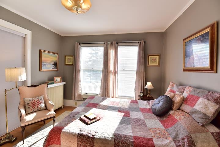 Emmett and Eva Room - Ringling House Bed & Breakfast