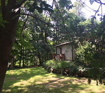 The Liana guest apartment near Lambertville NJ