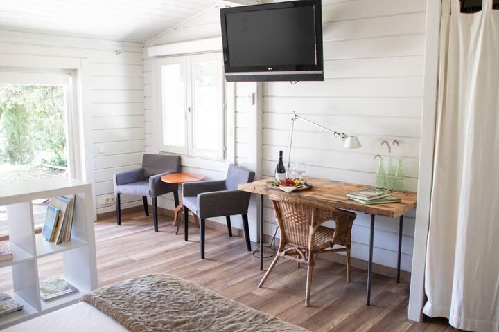 Habitación Oasis , perfecto para desconectar
