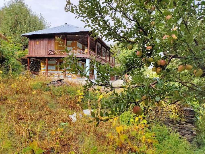 Himalayan Village Stay in Harsil Room II
