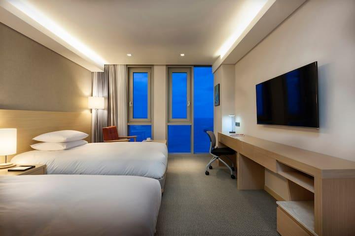 [Regentmarine hotel] Superior Twin Sea View