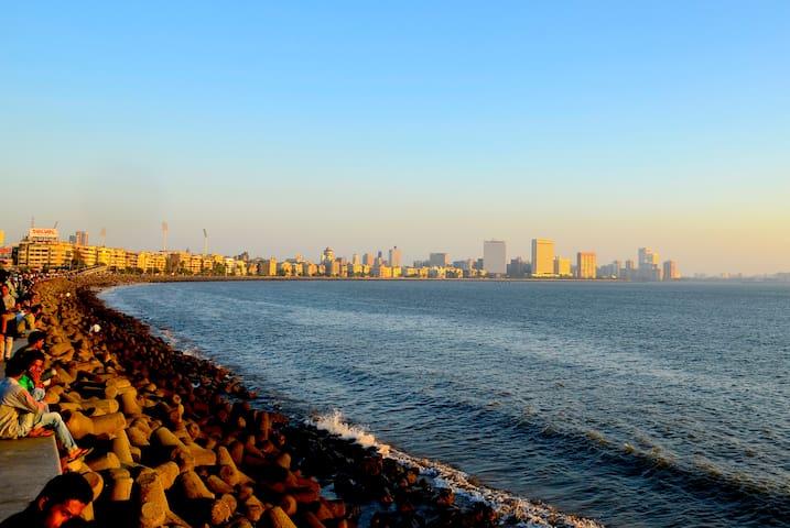 Golden Hospitality- Near Marine Drive,South Mumbai
