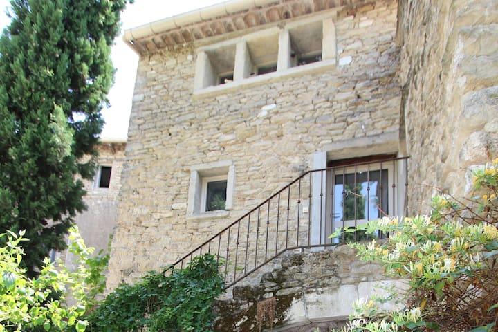 Lou Bancaou 6 pers- Luberon proche Gordes Fontaine
