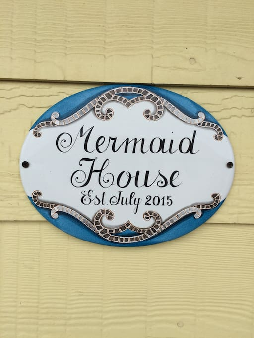 Welcome to the Mermaid House!