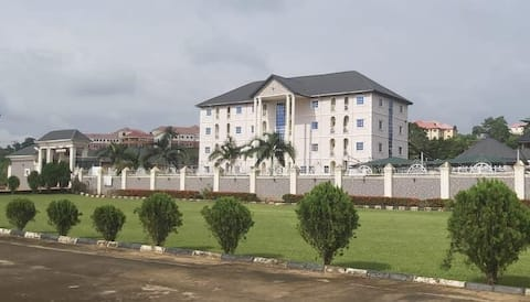 LAKE TOWN HOTEL AND SUITE ASABA BEST LUXURY