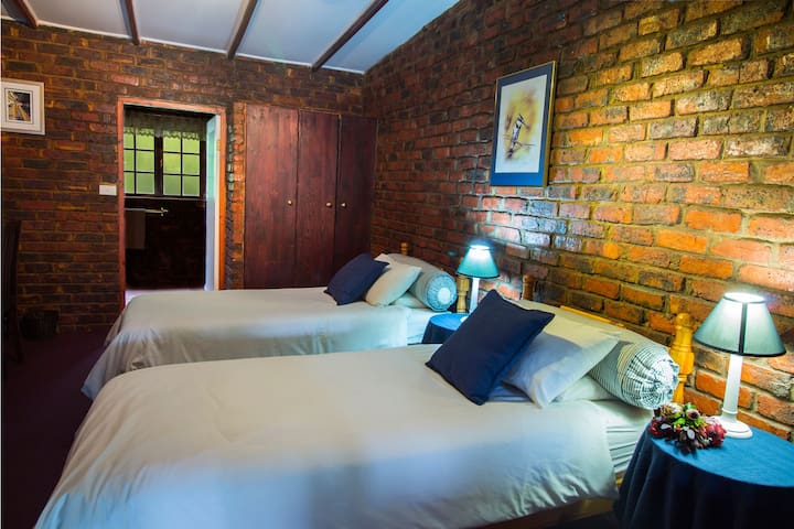 Twin Room at Storms River Guest Lodge