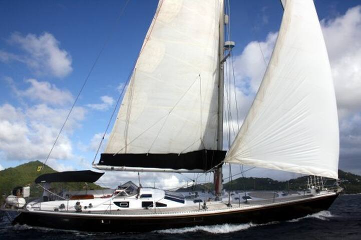 Octopus Yacht - Port Elizabeth - Boat