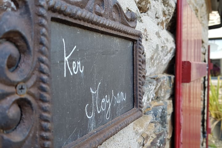 Ker Moysan - chambre d'hôte de plain-pied - Binic - Bed & Breakfast