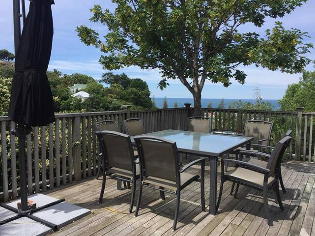 Cozy double room on Bluff Hill - Napier - House