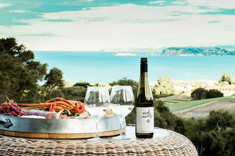 Luxury Spa Retreat with Stunning Vistas