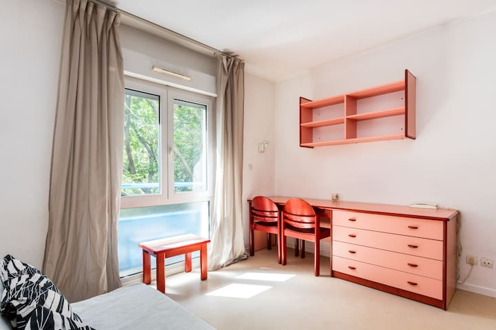 Nice studio [Parking & WiFi inclu] - Montpellier - Apartament