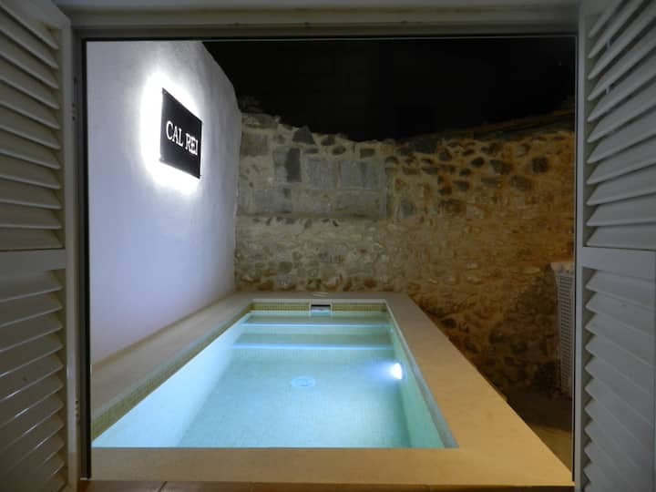LOVELY VILLAGE HOUSE WITH POOL #BETTERINWINTER