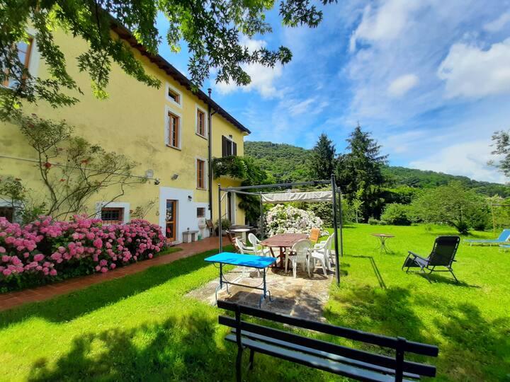 Casa Nunzia nature & relax a due passi dal centro