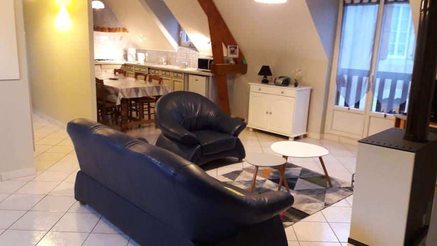 Appartement au carrefour de plusieurs vallées - Ayros-Arbouix - Apartment