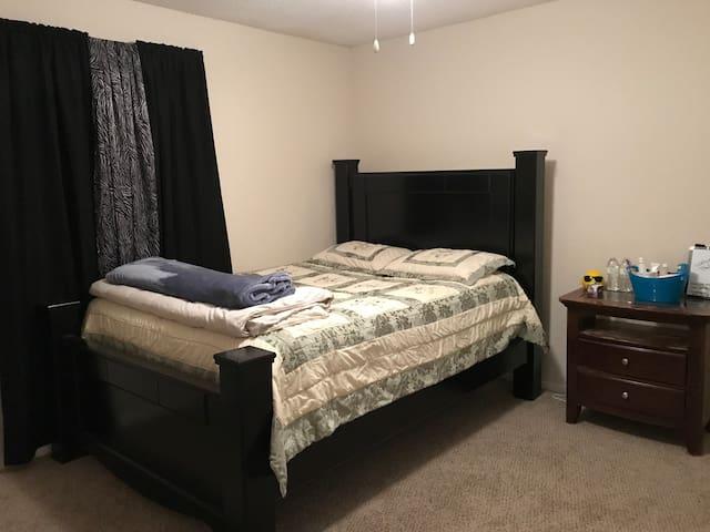 Cozy private room perfect area