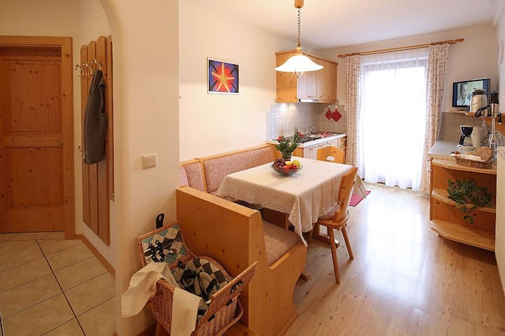 Holiday apartment and Farm Holiday in South Tyrol - Gsies - Apto. en complejo residencial