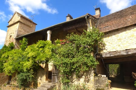 Cottage Mas Bénac, Gorges de l'Aveyron and Quercy - Puylagarde - House