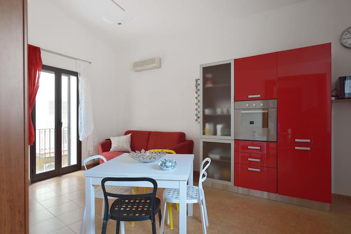 La casa nel cortile - Appartamento