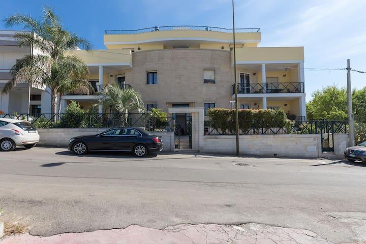 703 Attic Apartment in Casarano Gallipoli - Casarano - Apartament