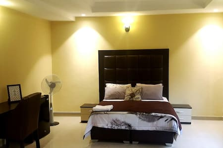 Great Room in Beautiful and Quiet Neighbourhood!!! - Ikeja