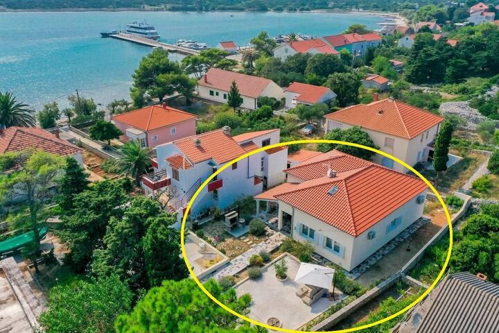 Holiday house AM Ist (Island Ist), Zadar riviera