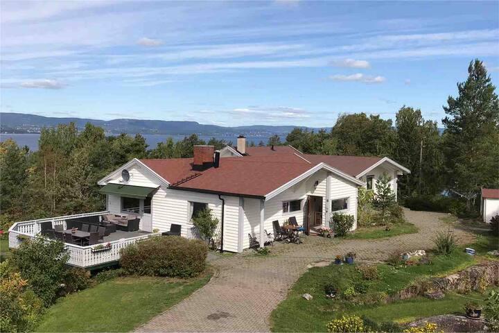 Søndre Spro - en oase på Nesodden Natur og fjord
