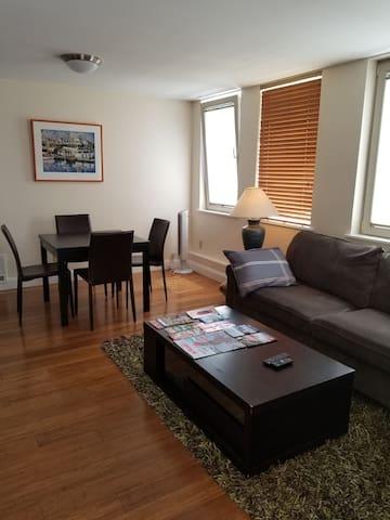 Beautiful 2 bedroom duplex on Capitol Hill