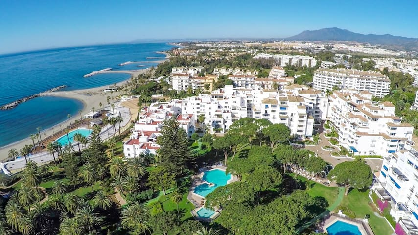 One-bedroom apartment for rent in Playas del Duque