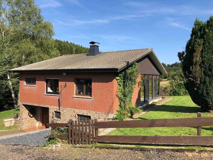 Vacation house Ardennes Belgium