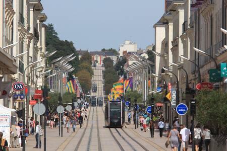 Appartement meublé proche centre et Tramway - Тур - Квартира