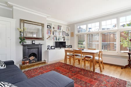 Beautiful 2 bedroom apartment for short/long stay - London