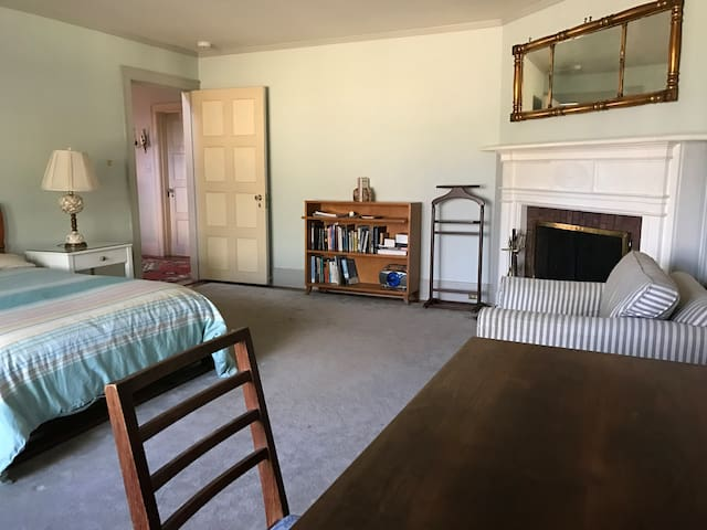 Beautiful Private BR (Next to Yale) - New Haven - Dom