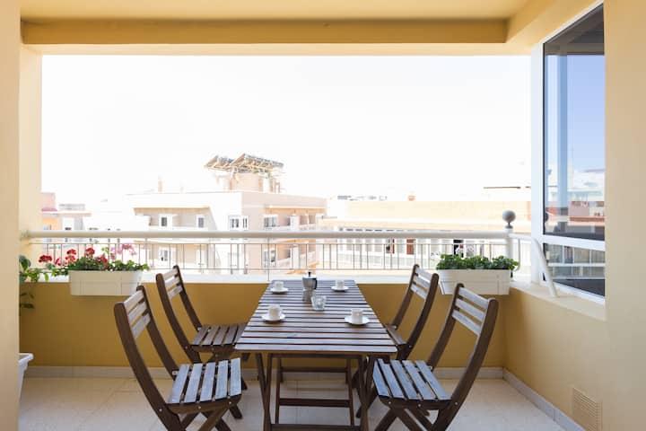 Nice apartment in El Médano
