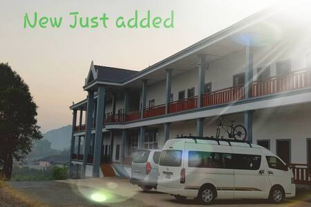 Guesthouse Located in Quiet Area with Natural View