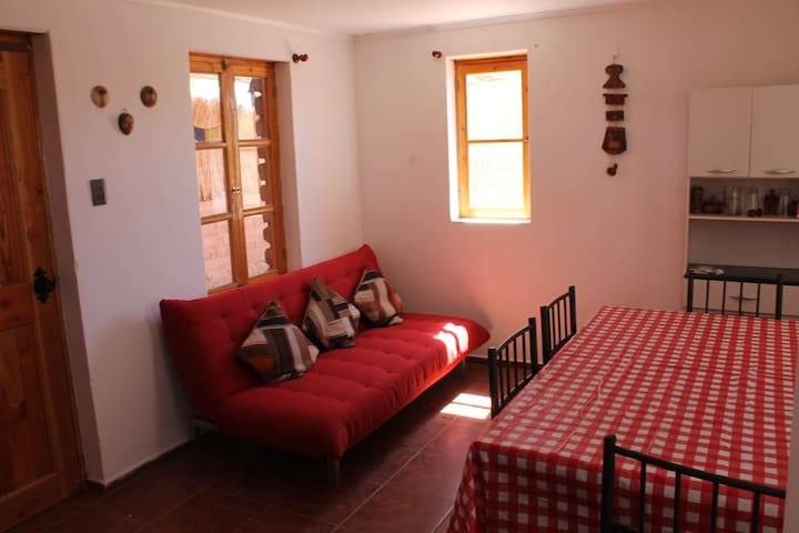 Cozy & lovely house - San Pedro de Atacama - Ev