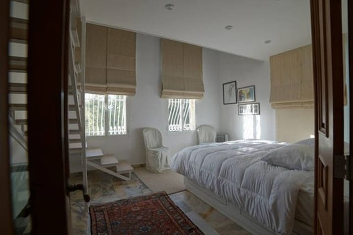 Beyt Byout Guest House - Beit Al Dine - Stadswoning