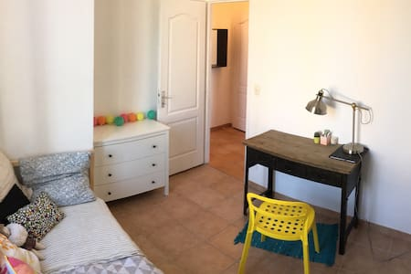 Chambre Bureau Parking Belle vue ! - Marseille