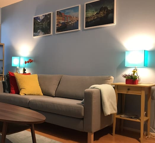 2BR@Heart Of Downtown