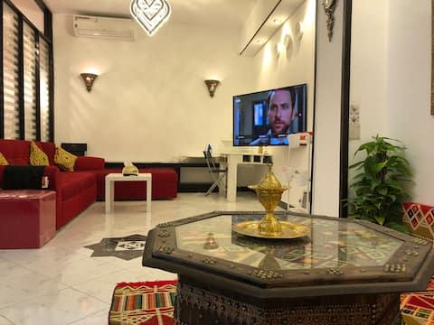 New Duplex Studio CLEAN & QUIET in Zamalek